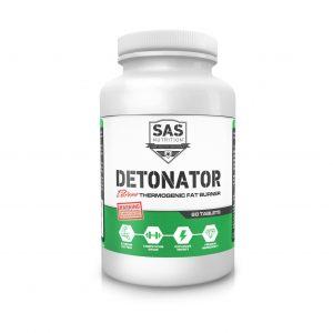 Detonator (HIGH STRENGTH FAT BURNER) - 60 Capsules
