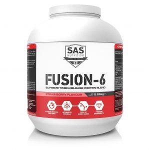 SAS Nutrition Fusion 6 - 2.25kg