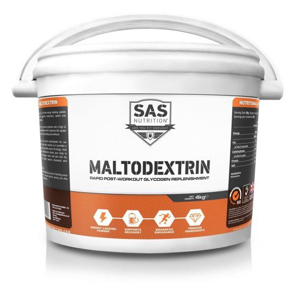 SAS Nutrition - MALTODEXTRIN 4kg