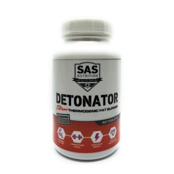 SAS Detonator Fat Burner