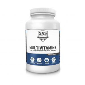 SAS Nutrition - Mulit-vitamins