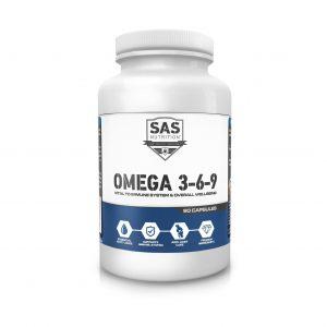 SAS Nutrition - Omega 369