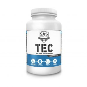 SAS Nutrition - TEC 120 Caps