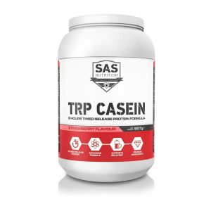 TRP Casein 907g - Sustain and Regrowth, SAS Nutrition, Protein, Whey Protein