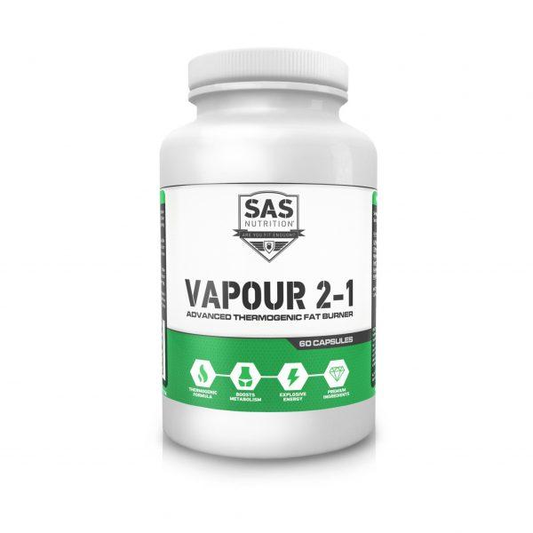 SAS Nutrition - Vapor