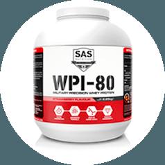WPI-80 Protein Powder